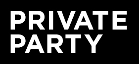 PRIVATE PARTY Promo Codes